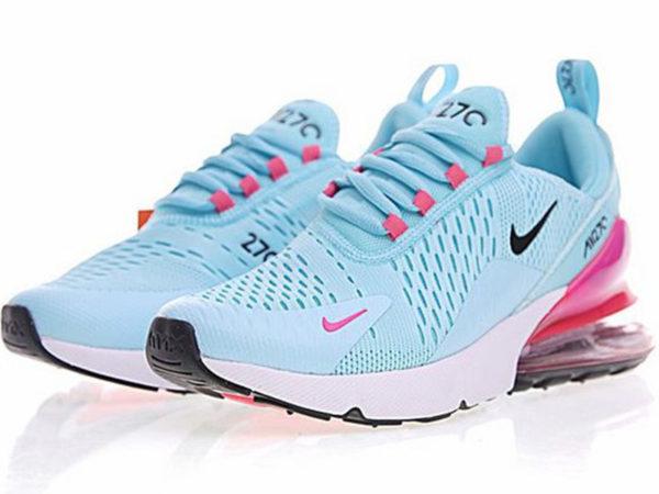 Мятные кроссовки Nike