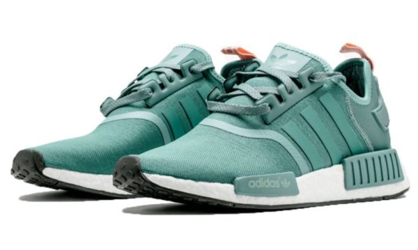 Бирюзовые кроссовки Adidas