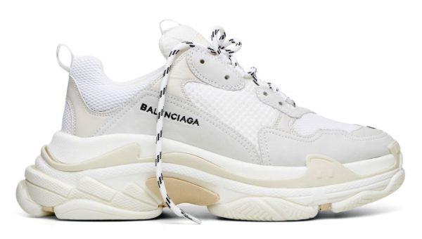 Белые кроссовки 40 размера
