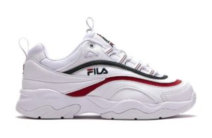 Fila Ray white белые (35-40)