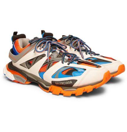 Кроссовки Balenciaga Track разноцветные (35-39)