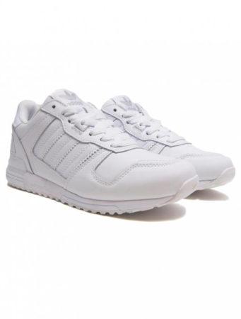 adidas zx 700 white leather мужские 40-46