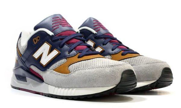 Кроссовки New Balance 42 размера