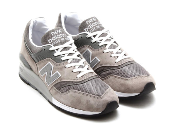 Кроссовки New Balance 997 серо-бежевые (35-44)