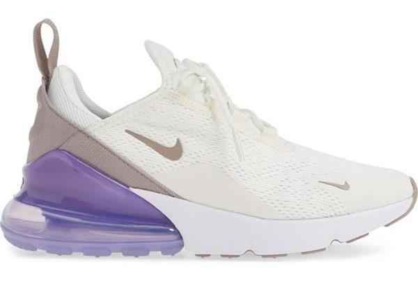 Фиолетовые кроссовки Nike