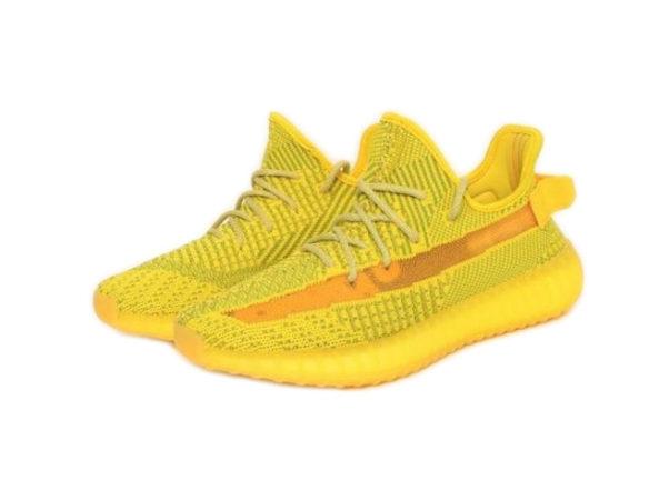 Золотые кроссовки Adidas