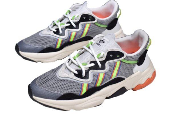 Разноцветные мужские кроссовки